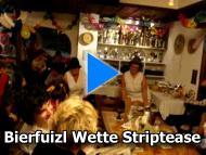 Video Bierfuizlwette-Striptease